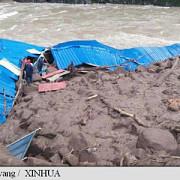 alunecare de teren cu zeci de victime in china