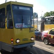 se poate tramvaiul a ajuns la gara de vest deocamdata in probe