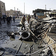 haos in irak isis a mai comis un atac cu zeci de victime la bagdad