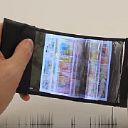 holoflex primul telefon holografic flexibil