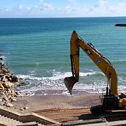 cinci plaje de pe litoral vor fi largite