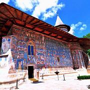 manastirea voronet capela sixtina a orientului