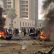noi atentate comise azi la bagdad au provocat moartea a cel putin 23 de persoane