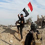 statul islamic a pierdut aproape jumatate din teritoriul pe care l-a controlat in irak