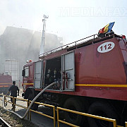incendiu la o cladire de birouri din bucuresti angajatii au fost evacuati