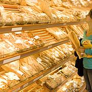 painea proaspata din supermarket e de fapt adusa congelata din import