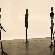 cine priveste opere ale sculptorului giacometti are sansa sa slabeasca
