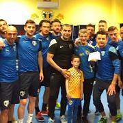 banii stansi de fani pentru jucatorii petrolului au fost donati familiei letcan