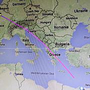 avionul egyptair a trimis 11 mesaje electronice inainte de prabusire
