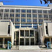 alerta cu bomba la tribunalul iasi cladirea afost evacuata