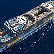 cel mai mare vas de croaziera din lume se pregateste de primul voiaj