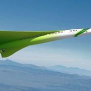 americanii vor sa construiasca un avion comercial supersonic silentios