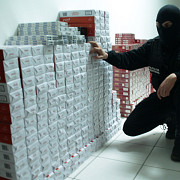 contrabanda captura de tigari de 1 milion de euro in dolj