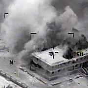 coalitia a bombardat instalatii de arme chimice ale statului islamic