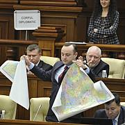 un deputat care a rupt harta romaniei mari se va ocupa de relatiile moldova-romania