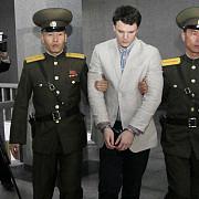 un student american a fost condamnat la 15 ani de munca in coreea de nord