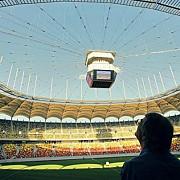 isu a emis autorizatia pentru arena nationala