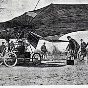 110 ani de la zborul lui traian vuia