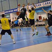handbal masculin csm ploiesti infrangere la limita cu resita