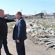 cristian ganea primarul interimar al ploiestiului a gasit solutii pentru gunoaiele din mimiu