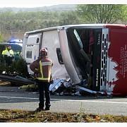 o studenta romanca victima a accidentului de autocar din spania