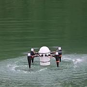 au fost fabricate si dronele submersibile