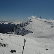 atentie risc mare de avalansa in muntii bucegi