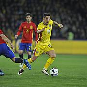 echipa corecta romania vs spania 0-0