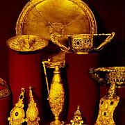 comisia romano-rusa pentru tezaurul romaniei s-a intrunit dupa 10 ani la sinaia