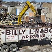 casa demolata din greseala in texas google maps considerat responsabil