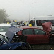 dosarul accidentului de pe a2 a fost preluat de procurorii de la parchetul de pe langa tribunalul calarasi