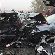 ultima masina implicata in accidentul de pe a2 a ramas cu kilometrajul blocat la 118 kmh