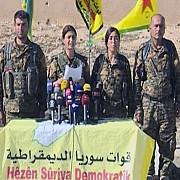 incepe batalia pentru raqqa capitala statului islamic va fi luata cu asalt