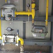 avarie la conducta de gaze a unui bloc de pe soseaua vestului pompierii asigura zona