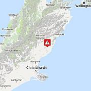 cutremur cu magnitudinea de 78 grade in noua zeelandatsunami pe coasta nord-estica