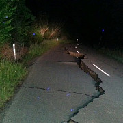 un nou cutremur puternic a avut loc in noua zeelanda un baraj a fost fisurat in urma seismelor