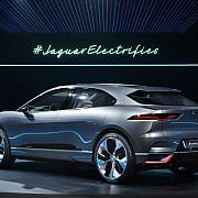 jaguar a dezvaluit primul sau suv electric