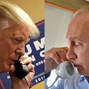 donald trump si vladimir putin au discutat la telefon comunicatul presedintiei ruse