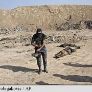 marturii ale crimelor comise de statul islamic o noua groapa comuna a fost descoperita in apropiere de mosul