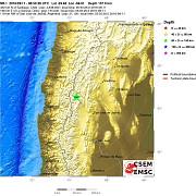 cutremur puternic in argentina