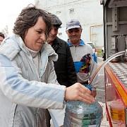 probleme cu apa potabila in gageni si in plopeni sat primariile au solicitat cisterne de la pompieri