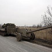 osce a solicitat retragerea armamentului greu din zona de demarcatie din ucraina