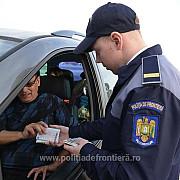 numarul politistilor din punctele de frontiera suplimentat pentru perioada minivacantei de 1 decembrie