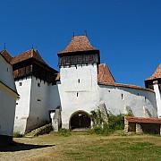 the telegraph biserica fortificata din viscri intre 23 cele mai frumoase edificii de cult din lume