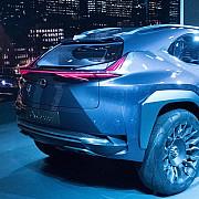 salonul auto de la paris conceptul lexus ux promite o noua era a design-ului pentru producator