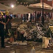 explozie intr-o cafenea din spania cel putin 77 de oameni au fost raniti