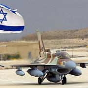 un pilot israelian a murit dupa ce s-a catapultat dintr-un avion de vanatoare f-16