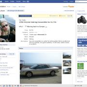 facebook a lansat serviciul marketplace