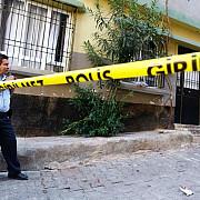 doi atentatori barbat si femeie incoltiti de luptatori antitero s-au detonat la ankara