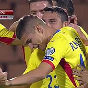 armenia vs romania meci castigat de tricolori in primele 12 minute
